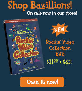 The Bazillions Rockin' Video Collection